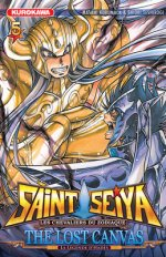 Saint Seiya - The lost canvas  T5, manga chez Kurokawa de Teshirogi, Kurumada