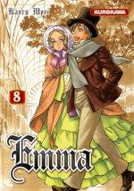 Emma T8, manga chez Kurokawa de Mori