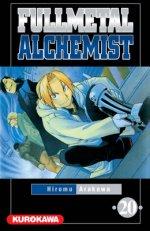 Fullmetal Alchemist T20, manga chez Kurokawa de Arakawa