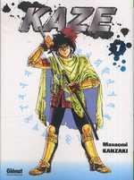 Kaze T1, manga chez Glénat de Kanzaki