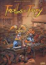 Trolls de Troy T12 : Sang famille (0), bd chez Soleil de Arleston, Mourier, Guth