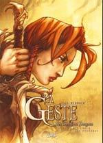 La geste des Chevaliers Dragons T8 : Le Choeur des Ténèbres (0), bd chez Soleil de Ange, Meddour