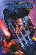 X-Men - La fin T1 : Rêveurs et démons (0), comics chez Panini Comics de Claremont, Chen, Hannin