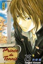 Prince du Tennis T25, manga chez Kana de Konomi