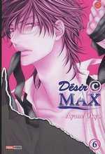 Désir C Max  T6, manga chez Panini Comics de Ukyo
