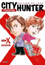 City Hunter X, Y, Z, manga chez Panini Comics de Hôjô