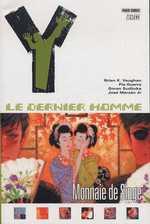 Y, Le Dernier Homme T8 : Monnaie de singe (0), comics chez Panini Comics de Vaughan, Sudzuka, Guerra, Zylonol, Carnevale