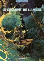Le serment de l'ambre T5 : Tichit (0), bd chez Delcourt de Contremarche, Dieter, Le Roux, Gonzalbo
