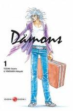 Dämons T1, manga chez Bamboo de Yonehara, Tezuka