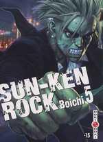 Sun-Ken Rock T5, manga chez Bamboo de Boichi