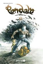 Pandala T3 : , bd chez Ankama de Hottin