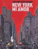 New York Mi Amor, bd chez Casterman de Legrand, Grange, Tardi