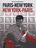 Paris-New York New York-paris, bd chez Casterman de Drommelschlager