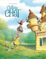 Château chat, bd chez Dargaud de Jouannigot