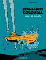 Commando colonial T2 : Le loup gris de la désolation (0), bd chez Dargaud de Appollo, Brüno, Croix