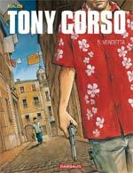 Tony Corso T5 : Vendetta (0), bd chez Dargaud de Berlion