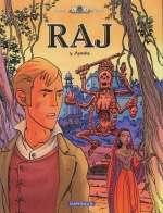 Raj T3 : Ayesha (0), bd chez Dargaud de Wilbur, Conrad, Loïs