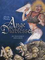 Ange et diablesses T1 : Au plus haut des cieux (0), bd chez Dupuis de Desberg, Hardy, Schwendimann