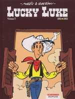 Lucky Luke T7 : Intégrale 7 (1961-1962) (1), bd chez Dupuis de Goscinny, Morris