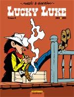 Lucky Luke T8 : Intégrale 8 (1962-1963) (1), bd chez Dupuis de Goscinny, Morris
