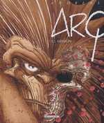 Arq T12 : Mission (0), bd chez Delcourt de Andreas