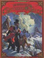 Les enfants du Capitaine Grant, de Jules Verne T1, bd chez Delcourt de Nesme