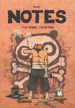 Notes T3 : La viande, c'est la force (0), bd chez Delcourt de Boulet