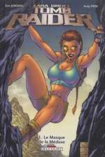 Tomb Raider T1 : Le masque de la méduse (0), comics chez Delcourt de Jurgens, Park, Firchow, Smith, Turner