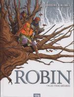 Robin T1 : Les trois bâtards (0), bd chez 12 bis de Boisserie, Héloret, Delf