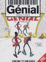 Génial T1, bd chez 12 bis de Krassinsky, Durand, Schwendimann