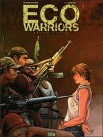 Eco warriors T1 : Orang-Utan (0), bd chez 12 bis de Marazano, Lamquet