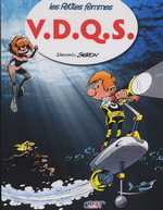 Les petites femmes T6 : V.D.Q.S. (0), bd chez Joker de Seron, Léonardo