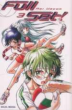 Full Set ! T3, manga chez Soleil de Umeda