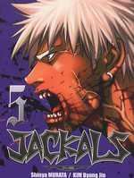Jackals T5, manga chez Ki-oon de Murata, Kim