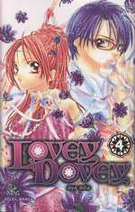 Lovey Dovey T4, manga chez Soleil de Oda