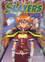 Slayers - Knight of aqua lord T3, manga chez Ki-oon de Kanzaka, Araizumi, Ohtaka
