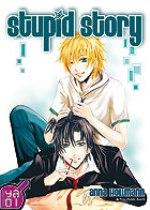 Stupid story T1, manga chez Taïfu comics de Hollmann