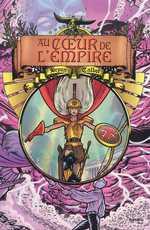 Au coeur de l'Empire T3 : L'héritage de Luther Arkwright (0), comics chez Kyméra de Talbot