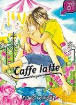Caffe Latte Rhapsody, manga chez Taïfu comics de Kawai