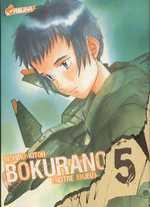 Bokurano T5, manga chez Asuka de Mohiro