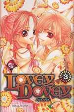 Lovey Dovey T3, manga chez Soleil de Oda
