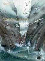 Saint-Kilda T1 : Les esprits d'Hirta, bd chez Emmanuel Proust Editions de Bertho, Chandre
