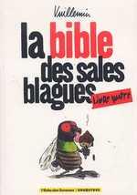 La bible des sales blagues T4 : Livre quatre (0), bd chez Drugstore de Vuillemin