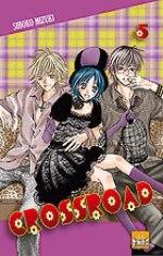 Crossroad T5, manga chez Taïfu comics de Mizuki