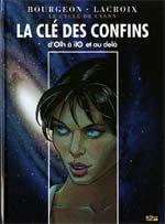 Le cycle de Cyann : La clé des confins (0), bd chez 12 bis de Lacroix, Bourgeon