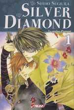 Silver diamond T1, manga chez Asuka de Sugiura