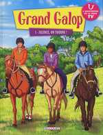 Grand galop T1 : Silence, on tourne (0), bd chez Delcourt de Collectif
