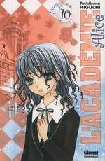 L'académie Alice T10 : , manga chez Glénat de Higuchi