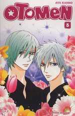 Otomen T5, manga chez Delcourt de Kanno