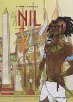 Nil T2 : La colère (0), bd chez Vents d'Ouest de Adam, Garguilo